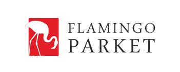 flamigo parket logo licht